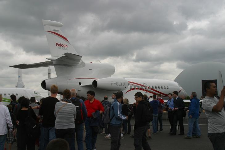 Falcon 900X