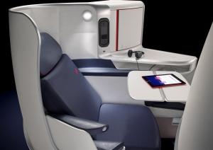 Nouveau siège Business Air France