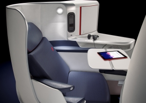 Nouveau siège Business Air France