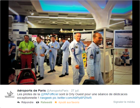 © Aéroports de Paris