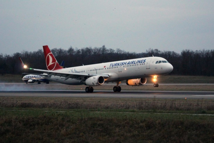 A321 Turkish Airlines © Sophie Figenwald
