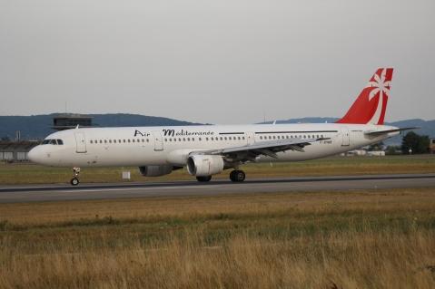Airbus A321 Air Méditerranée