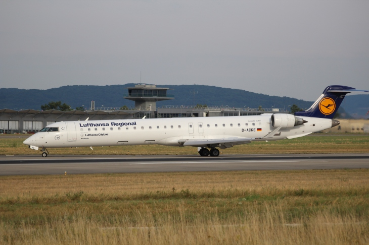 Bombardier CRJ 900 Lufthansa Regional