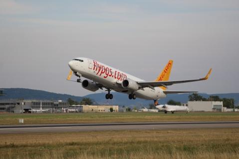 Boeing 737 Pegasus Airlines