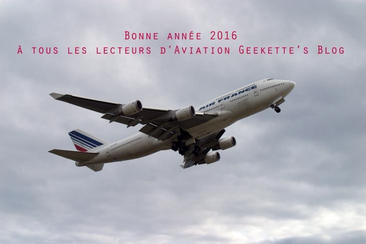 B747 Air France - Sophie Figenwald