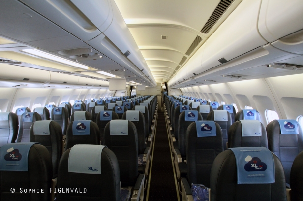 Dans les coulisses xl airways 2 2 tour ext rieur et for Airbus a330 xl airways interieur