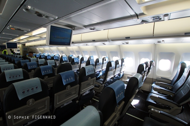 Xl airways bagages for Airbus a330 xl airways interieur